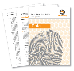 Data Best Practice Guide